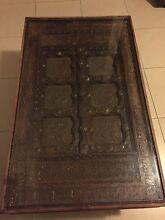 Antique coffee table Northbridge Willoughby Area Preview