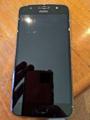 Motorola Moto G5 - 16GB - Lunar Grey (Unlocked) phone