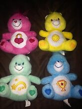 4 Sitting Care Bears Croudace Bay Lake Macquarie Area Preview