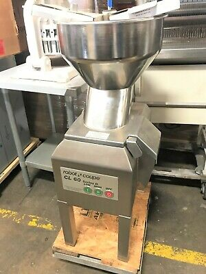 Robot Coupe Cl60 Bulk Feed Food Processor