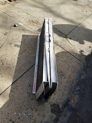 Aluminum accessible Ramp 30