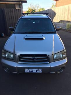 Subaru Forester 2004 XT Turbo Croydon South Maroondah Area Preview