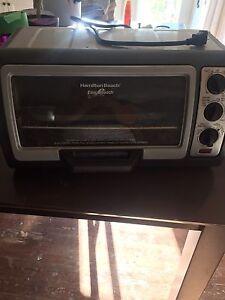 Hamilton beach toaster overn