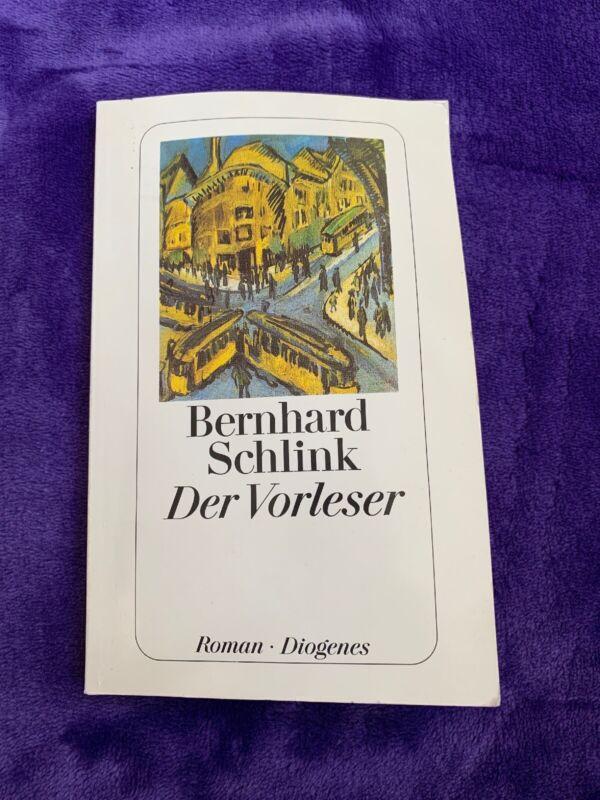 Taschenbuch Der Vorleser von Bernhard Schlink