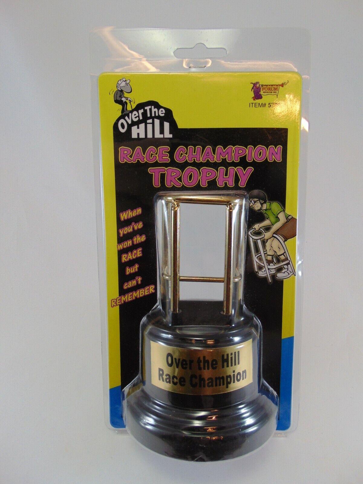 Over The HIll Race Champion Trophy forum novelties vintage g