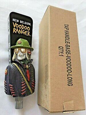 New Belgium VOODOO RANGER Beer Tap Handle NEW WITH BOX