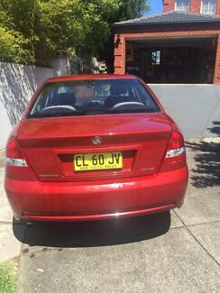 2006 Holden commodore acclaim VZ