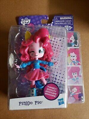 My Little Pony pinky pie Equestria Girls Figure mini NIB New in Box