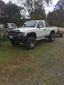 99 Toyota hilux Acacia Hills Kentish Area Preview