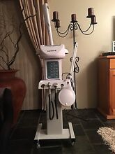 Catena 4 in 1 facial machine, portable massage table and wax heater! South Fremantle Fremantle Area Preview