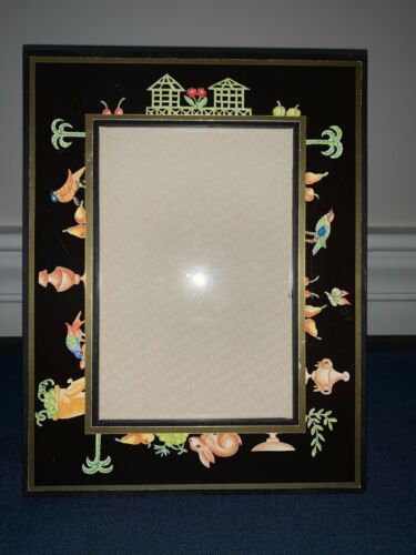 Vintage TIFFANY & CO. Paper Frame Made Exclusively by Papyrus of Bath England