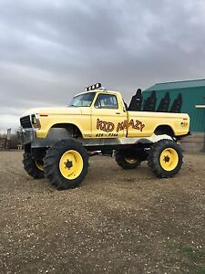 Ford Monster / Ride Truck  swap trade