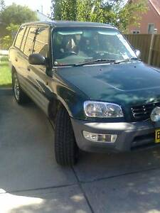 1998 Toyota RAV4 Wagon Mayfield East Newcastle Area Preview