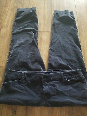 Old Navy Mid-Rise Velvet Pixie Pants Size 12 Great Condition