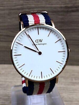 Daniel Wellington B36R2 •Damen / Herren Armbanduhr UNISEX •Guter Zustand
