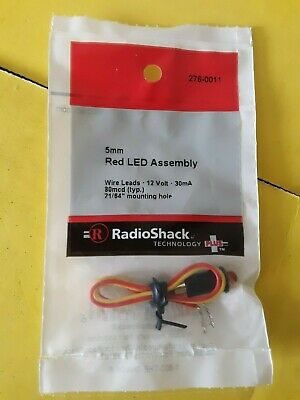 Red Led Assembly 276-0011 - Two Pack