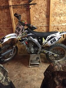 2004 Crf 250r (mint condition)
