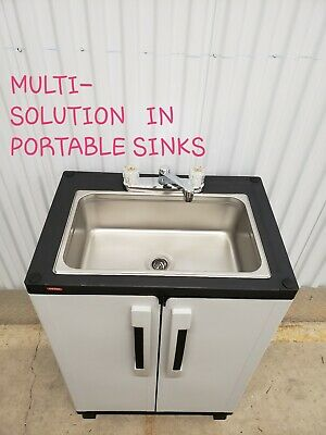 Portable Sink Mobile Handwash Sink Self Contained Hot Water Concession Full Size