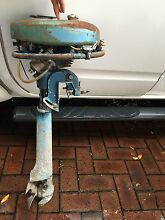 VINTAGE RARE CLASSIC SEAGULL AZANI OUTBOARD ENGINE MOTOR Manly Manly Area Preview