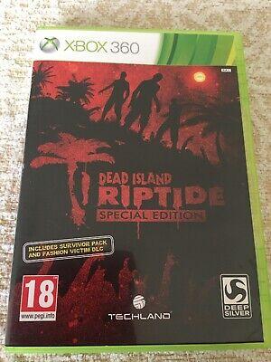 Usado, Dead Island: Riptide  Special Edition / Xbox 360 segunda mano  Embacar hacia Mexico