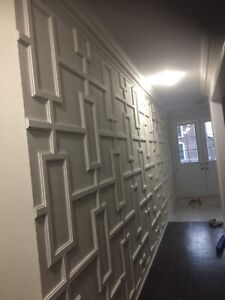 Crown Moulding | Carpentry and Woodworking Services in Mississauga