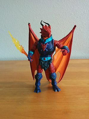 Masters Of The Universe Classics Draego Man  Motuc Loose Motu He Man
