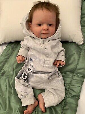 LIMITED EDITION Marc Reborn Baby Boy By Olga Auer