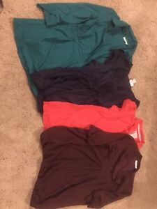 Maternity clothes, size small and medium