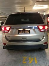 2012 Jeep Grand Cherokee Wagon St Leonards Willoughby Area Preview
