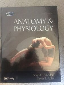 Thibodeau and Patton Anatomy and Physiology Textbook NEW