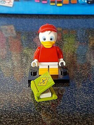 LEGO MINIFIGURES CMF DISNEY SERIES 1 Genuine Minifig - HUEY DUCK