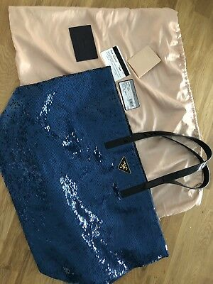 Authentic Prada Tote bag Nearly New Used Once Only