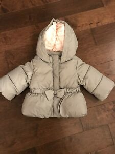 Gap Girls 6-12 months winter jacket