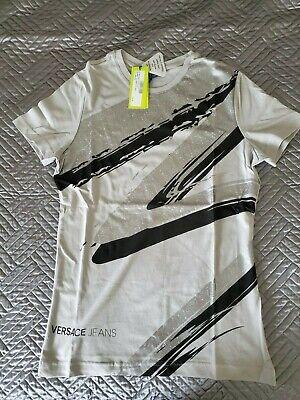 Autentic Versace Jeans T-shirt size S,Slim