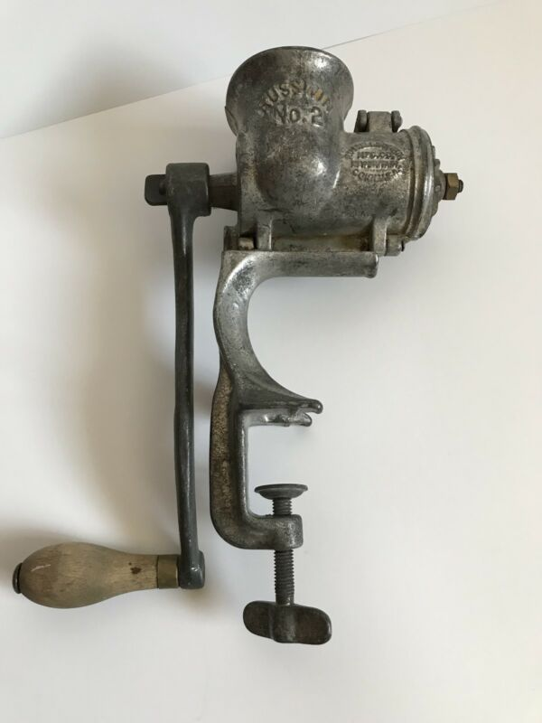 Antique Russwin No. 2 Meat Grinder