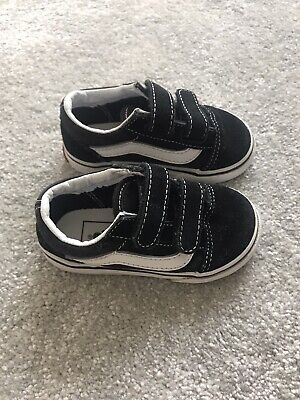 Baby Boys Vans Infant Size 5
