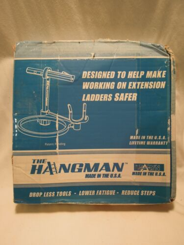 The Hangman: An Invention To Secure Tools To Your Ladder by Talyn - Made in USA