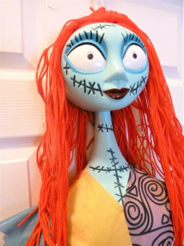 Nightmare Before Christmas Halloween SALLY Life-Sized Hanging Figure EXC COND