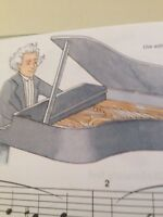 PRIVATE PIANO LESSONS ALL AGES RCM. artists