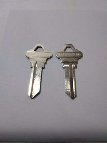Schlage SC1 Key Blanks 50 by ILCO Free Shipping