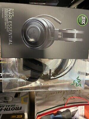 Razer Nari Essential Wireless 7.1 Surround Sound Gaming Headset - PC/PS4 (A TO)