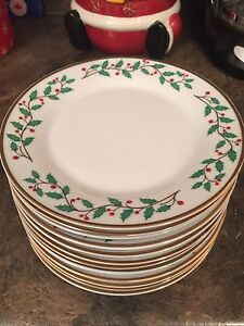 Complete Set of Dishes