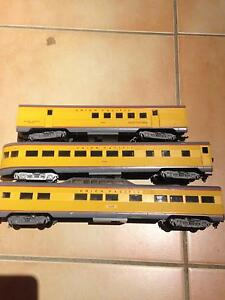 Ho model train carriages set Ashgrove Brisbane North West Preview