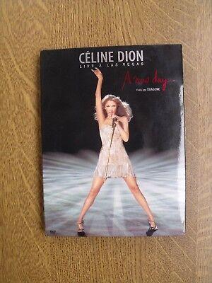DOUBLE DVD CELINE DION A LAS VEGAS A NEW DAY comprar usado  Enviando para Brazil