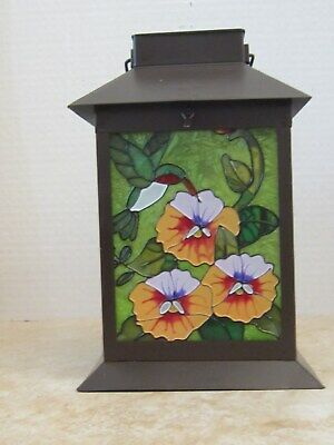 SOLAR OUTDOOR LANTERN #2 for sale  Shipping to South Africa