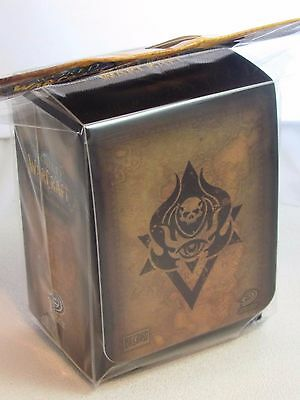 WoW WORLD OF WARCRAFT LANDRO NEUTRAL DECK BOX CARD BOX
