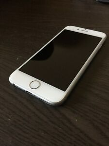 Like New iPhone 6 16gb Silver/Grey 10/10