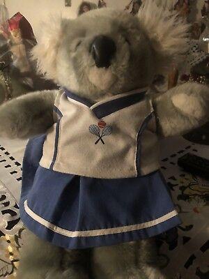build a bear Koala Bear with tennis outfit](Koala Bear Outfit)