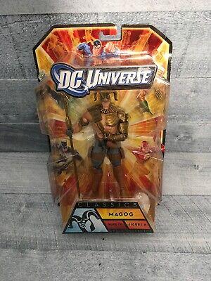MOC DC Universe Classics Wave 19 Figure 6 Magog BAF S.T.R.I.P.E.  2011