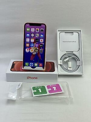 Apple iPhone 12 mini A2176 64GB Red! Perfect condition! Unlocked device!